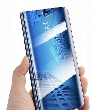Onasi Clear View za Samsung Galaxy J4 Plus 2018 J415 - modral