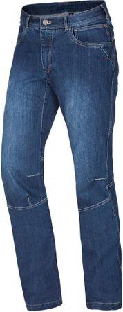 Ocun Ravage Jeans Dark Blue L