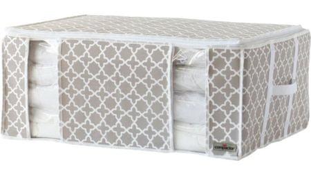 Compactor škatla za shranjevanje z vakuumsko vrečo Madison, XXL 210 L - Odprta embalaža
