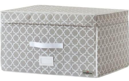 Compactor škatla za shranjevanje z vakumsko vrečko Madison, XL 150 L