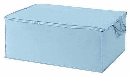 Compactor Peva ágynemű- és ruhatároló-doboz, világoskék