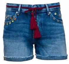 Pepe Jeans ženske kratke hlače Thrasher Sparks