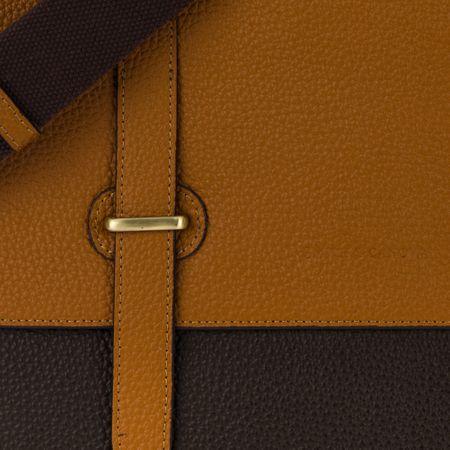 7f110bdcf002 Smith & Canova férfi barna crossbody táska | MALL.HU