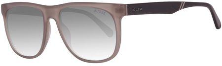 Guess pánské šedé sluneční brýle