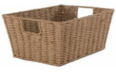 Compactor ETNA Ručně pletený úložný košík