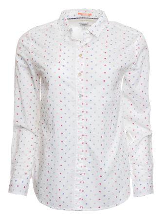 Pepe Jeans dámská košile Millie XS bílá