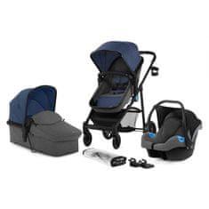 KinderKraft Juli kombinirani otroški voziček 3V1