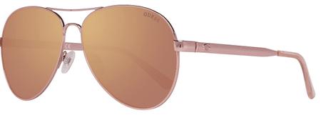 Guess pánské zlaté sluneční brýle