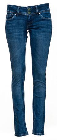 Pepe Jeans dámské jeansy Vera 26/32 modrá