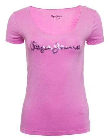 Pepe Jeans ženska majica Beatriz, XS, roza