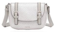 Tamaris Kabelka Malou Crossbody Bag 3005191-919 Silver Comb.