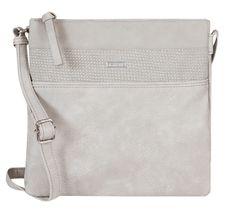 Tamaris Crossbody kézitáska Khema Crossbody Bag M 3103191-203 Light Grey Comb