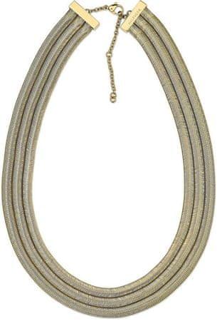 Tommy Hilfiger Luxus arany nyaklánc TH2701029