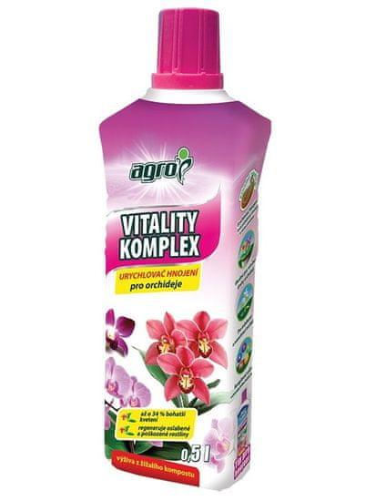 AGRO CS Vitality komplex Orchidea 0,5 l