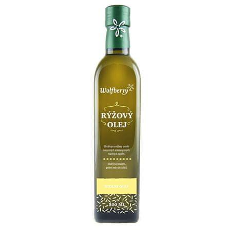 Wolfberry Rýžový olej 500 ml