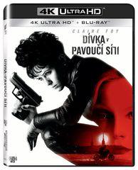 Dívka v pavoučí síti - (2 disky) - Blu-ray + 4K Ultra HD