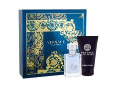 Versace Pour Homme - EDT 30 ml + żel pod prysznic 50 ml