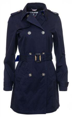 s.Oliver damski płaszcz 34 ciemnoniebieski