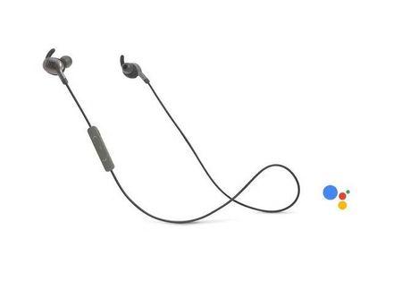 JBL brezžične slušalke V110GA, temno siva