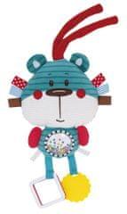 Canpol babies zabawka edukacyjna pluszowa - Niedźwiadek