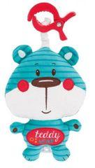 Canpol babies Plüss játékszekrény - medve