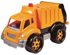 Bino zabawka - samochód śmieciarka