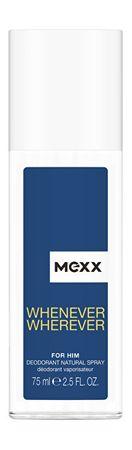 Mexx Whenever Wherever Men - deodorant s rozprašovačem 75 ml