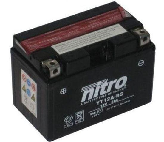 Nitro baterie YT12A-BS