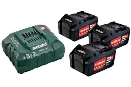 Metabo baterijski komplet 5.2 Ah (685048000)