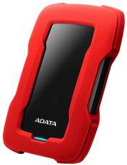 Adata HD330 - 1TB, červená (AHD330-1TU31-CRD)