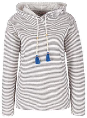 s.Oliver női pulóver 36 krémszínű