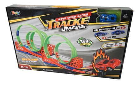 Unika pista Tracke luping šk. 25196