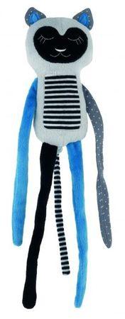 Canpol babies mehka igrača Jungle Lemur, modra