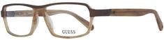 Guess pánské hnědé brýlové obroučky