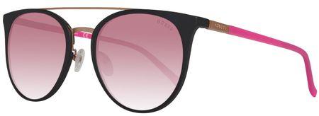 Guess dámské černé sluneční brýle