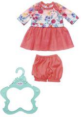 BABY born sukienka 43 cm czerwona spódnica