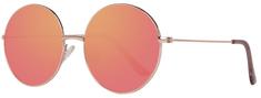 Guess dámské zlaté sluneční brýle