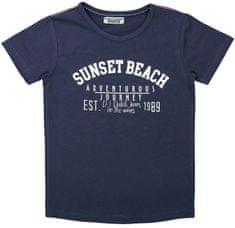 Dirkje fantovska majica Sunset