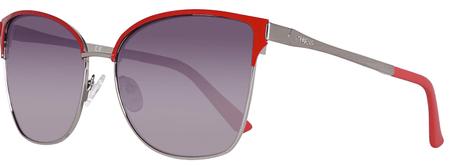 Guess dámské stříbrné sluneční brýle