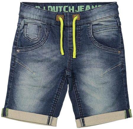 Dirkje spodenki jeansowe chłopięce 92 niebieski