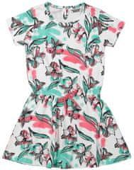 Dirkje dívčí květované šaty