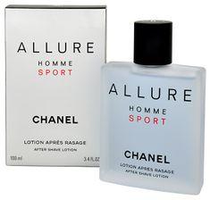 Chanel Allure Homme Sport - after shave