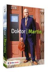 Doktor Martin - 1. řada (reedice 4DVD) - DVD