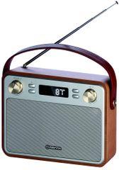 Manta retro radio RDI915X Capri