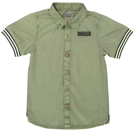 Dirkje fiú ing 92 khaki