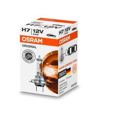 Osram Žárovka typ H7, 12V, 55W, ORIGINAL LINE, Halogenové, krabička, 1ks