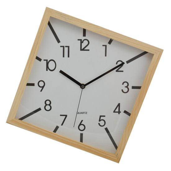 Superposter Drevené nástenné hodiny DE1258