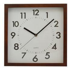 Superposter Drevené nástenné hodiny DEQ280