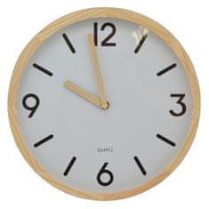 Superposter Drevené nástenné hodiny DE1253