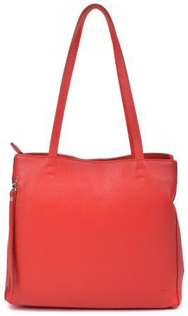 RobertaM rdeča torbica